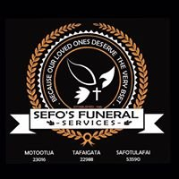 Sefo's Funeral Services SAMOA