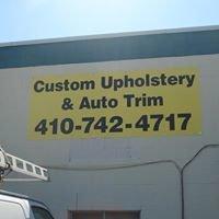 Custom Upholstery and Auto Trim