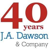 J.A. Dawson & Company