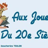 Aux jouets du 20e siècle - Magasin de jouets - Toulon