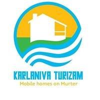 Karlaniva - Mobile homes on Murter