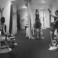 Caro Keatings studio for Gyrotonic