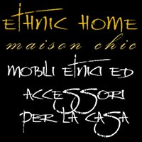 Ethnic Home Maison Chic