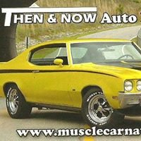 Then & Now Automotive Restoration