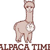 Alpaca Time/Shears to You Fibre Pro's