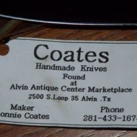 Coates Handmade Knives