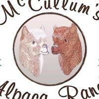 McCullum's Alpaca Ranch