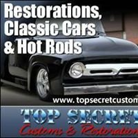 Top Secret Customs & Restorations