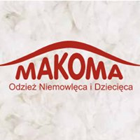 Makoma - Producent ubranek niemowlęcych, producent ubranek dziecięcych