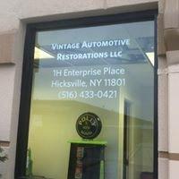 Vintage Automotive Restorations