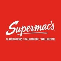 Supermacs Claremorris Ballinrobe Ballindine