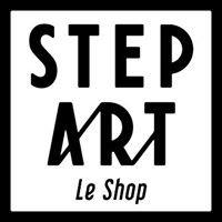 StepArt, le Shop