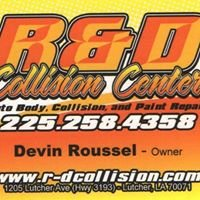 R & D Collision Center