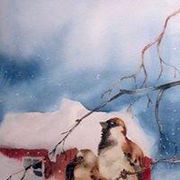 Taide- ja käsityögalleria Lumiperhonen