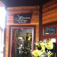 Flowers at Sunriver