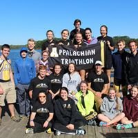 Appalachian State Triathlon Team