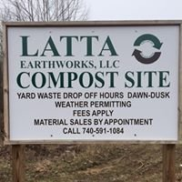 Latta Earthworks Compost Site