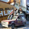 TEAMujin - Mongol Rally 2012