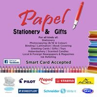 Papel Stationery and Gifts