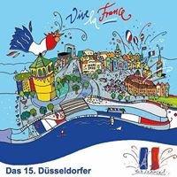 Frankreichfest Düsseldorf Altstadt