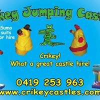Crikey Jumping Castles
