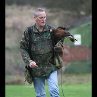 Simon Tebbutt Falconry