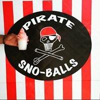 Pirate Sno-balls