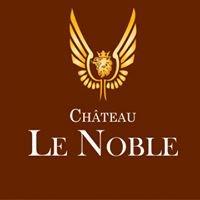 Chateau Le Noble