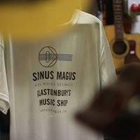 Sonus Magus Music Shop Glastonbury