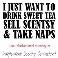 Denise Harrell Independent Scentsy Family Consultant