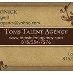 Toms Talent Agency -