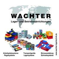 WACHTER Lager- und Betriebseinrichtungen