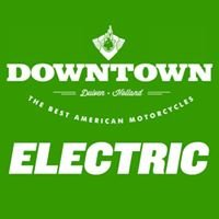 Downtown Electric Motorcycles