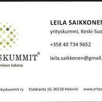 Siivouspalvelu Leila Saikkonen