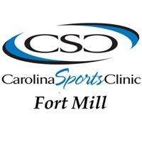 Carolina Sports Clinic- Fort Mill