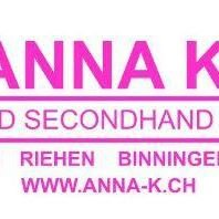 ANNA K. First and Secondhand Fashion