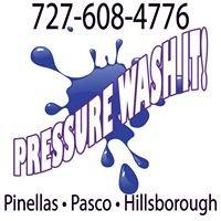 Pressure Wash It