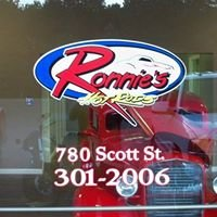 Ronnies Hot Rods