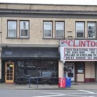 Clinton Street Theater - Filmed By Bike