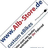 Alb-Store Göppingen Dreirad Handbike Therapierad Streetstepper
