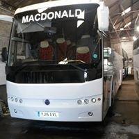 MacDonald Coaches
