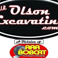 J.R. Olson Excavating, a division of AAA Bobcat