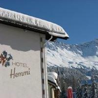 Restaurant Hemmi Churwalden