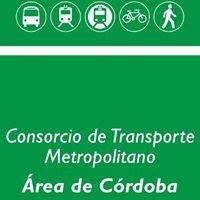 Consorcio de Transporte Metropolitano del Área de Córdoba
