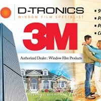 D-Tronics Window Film Specialist