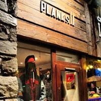 Planks Clothing - Val d'Isere