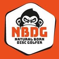 Natural Born Disc Golfer