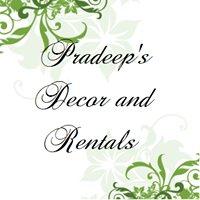 Pradeep's Decor and Rentals
