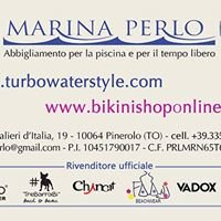 Marina Perlo, Turbo Shop. Tutto per la piscina e Beachwear