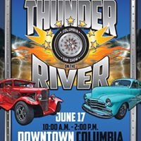 "Columbia Car Show ""Thunder on the River"""